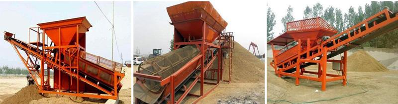 滚筒筛沙机设备